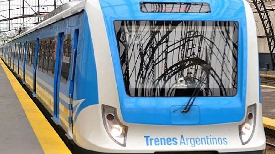 El Gobierno Nacional firma un acuerdo para la fabricación de mil vagones de tren. Foto archivo.