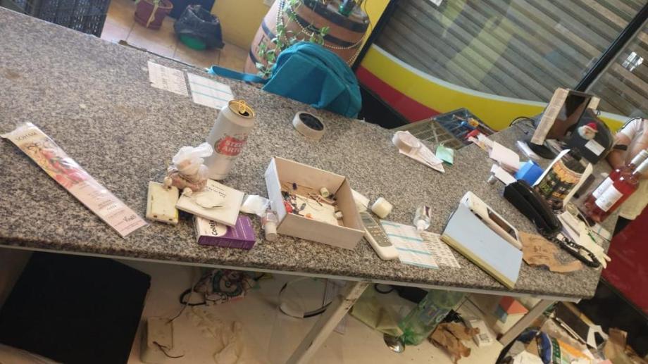 En dos meses robaron cinco veces a una rotisería de Neuquén. (Foto: Gentileza).