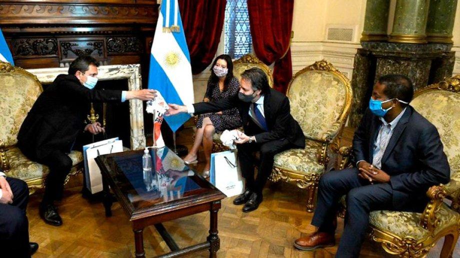 Fuentes parlamentarias señalaron a Télam que la reunión fue solicitada por los miembros del FMI. (Gentileza).-