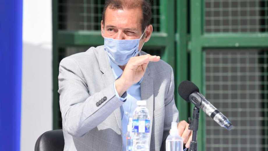 Gutiérrez destacó los acuerdos alcanzados por el ministerio de Economía de la provincia. foto:  Archivo