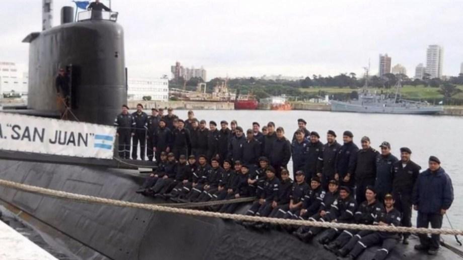 El 15 de noviembre de 2017, la Armada perdió la posición del ARA San Juan.