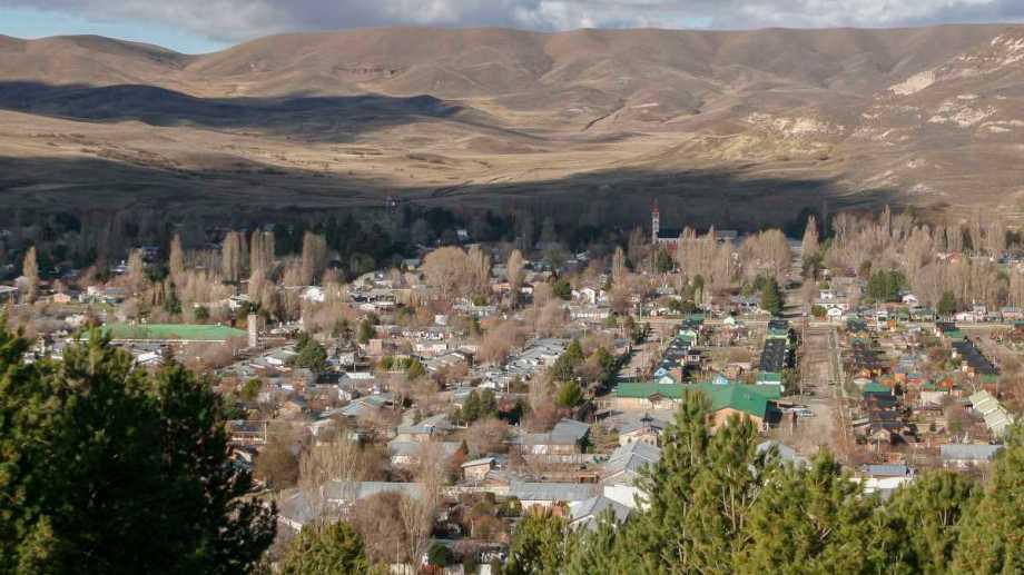 Junín de los Andes está viviendo un brote de contagios. (Foto: archivo Patricio Rodríguez)