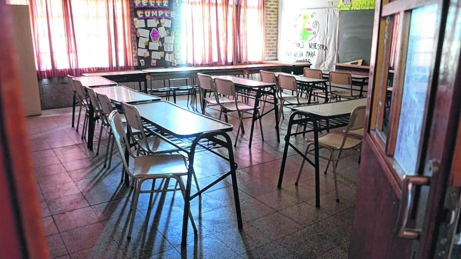 Habrá espacios dentro de los colegios que no se podrán utilizar, como bibliotecas y laboratorios.