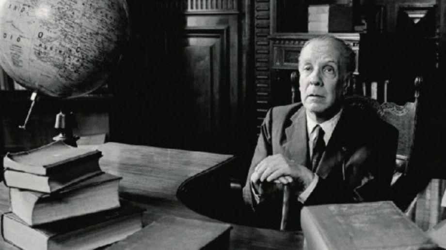 Jorge Luis Borges y un relato que se mezcla con su historia.