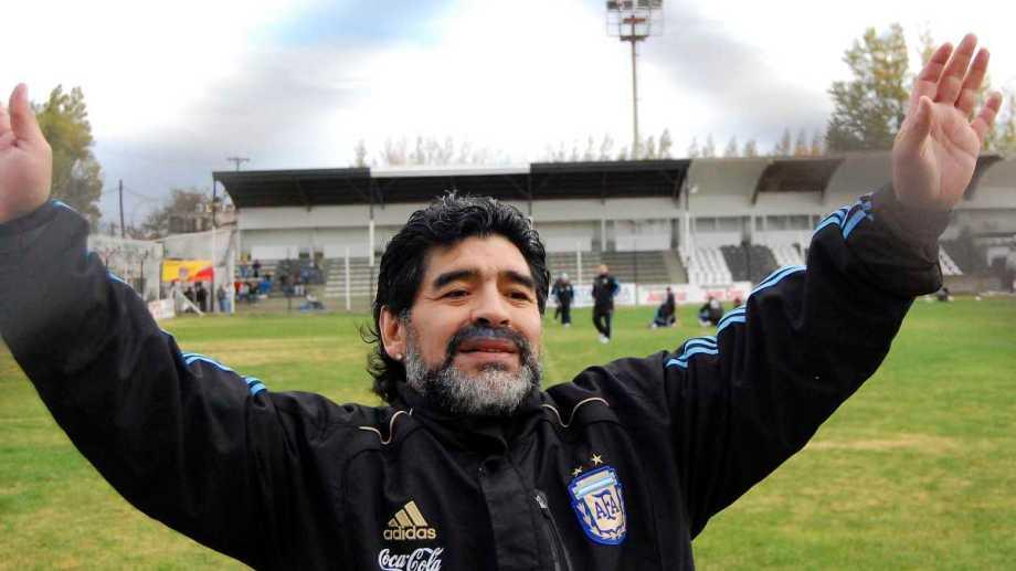 El abogado de la enfermera que atendía a Diego Armando Maradona en el country San Andrés, aportó pruebas. (Archivo)