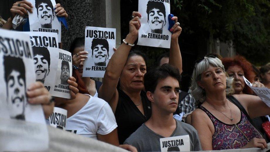 Se cerró la investigación por el crimen de Fernando Báez Sosa.
