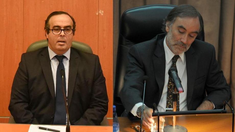 Bruglia y Bertuzzi pidieron licencias en sus puestos tras la resolución de la Corte Suprema.-