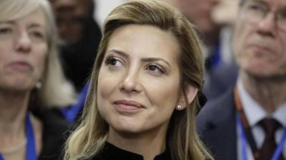 Fabiola Yañez, la primera dama.