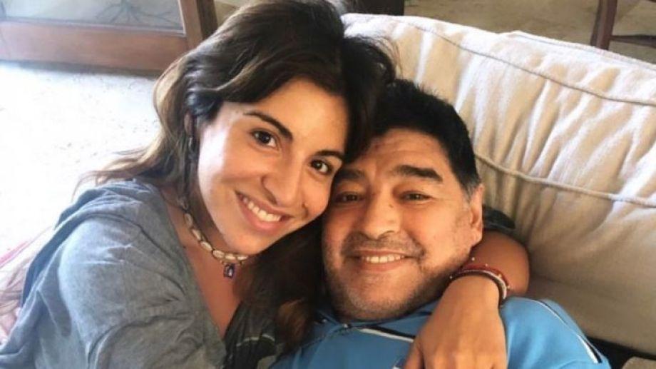 """""""Les juro que voy a ir uno por uno"""" dijo Gianina Maradona."""