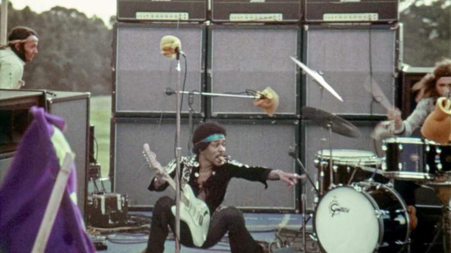 Uno de los últimos shows brindados por el guitarrista, junto al baterista Mitch Mitchell y el bajista Billy Cox.