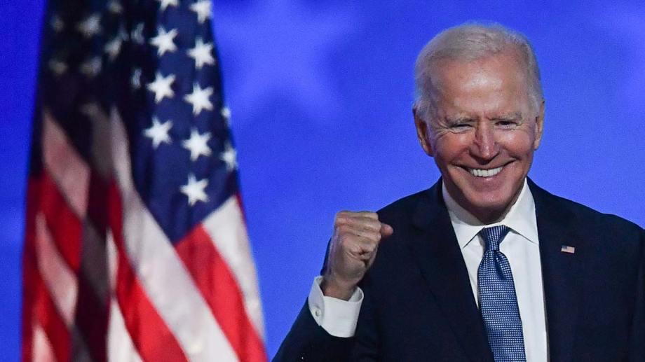 Biden fue certificado como presidente, después del caos de ayer. (Archivo).-