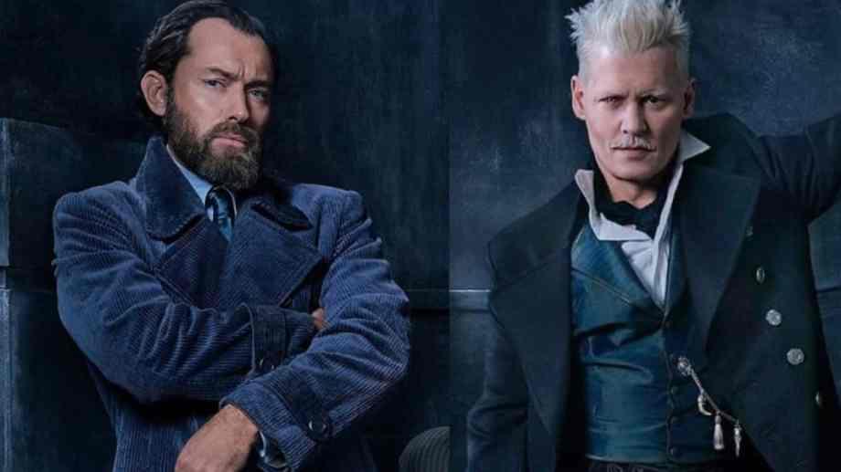 """Jude Law y Johnny Depp no volverán a estar juntos en """"Animales fantásticos""""."""