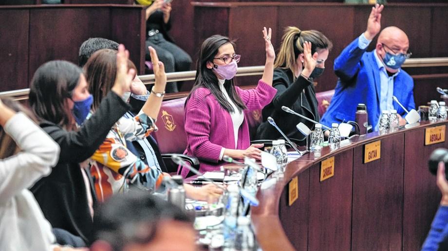 El 2 y 3 de diciembre se realizará la próxima sesión ordinaria de la Legislatura.
