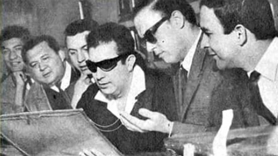 Los Wawancó, pioneros de la cumbia, se reunieron por primera vez para tocar en un casamiento en La Plata en 1955.