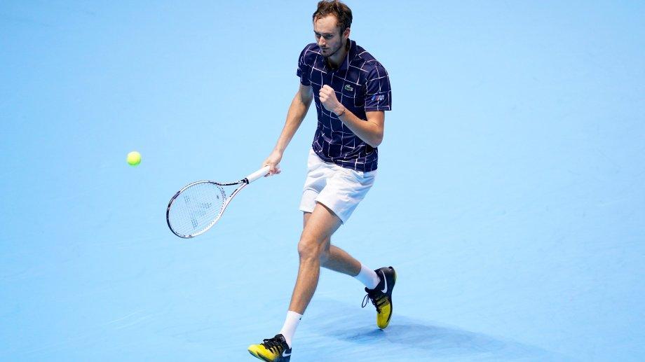 Medvedev eliminó a Nadal y es gran candidato ante el austriaco Thiem.