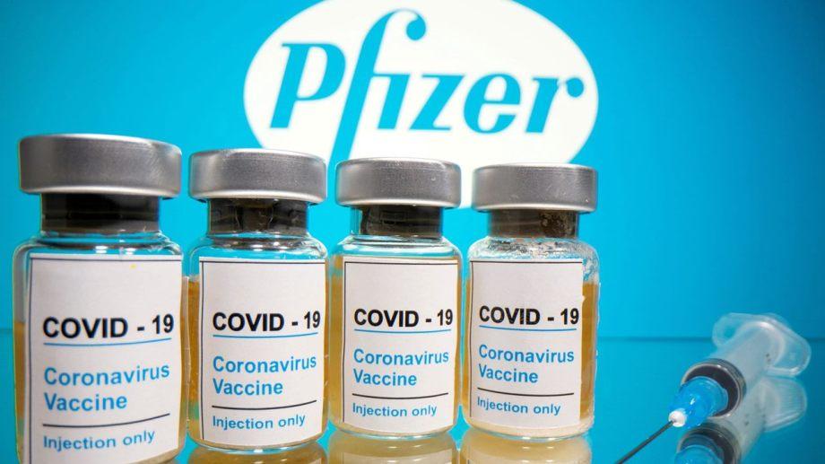 La vacuna de Pfizer-Biontechpodría ser autorizada en las próximas semanas.