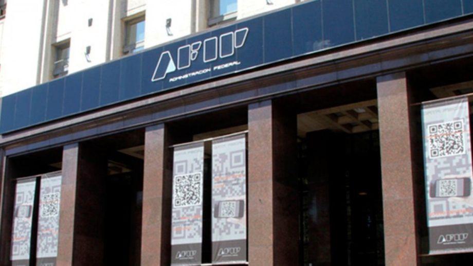 La AFIP prorroga hasta fin de año beneficios destinados a amortiguar efectos de la pandemia. (Archivo).-