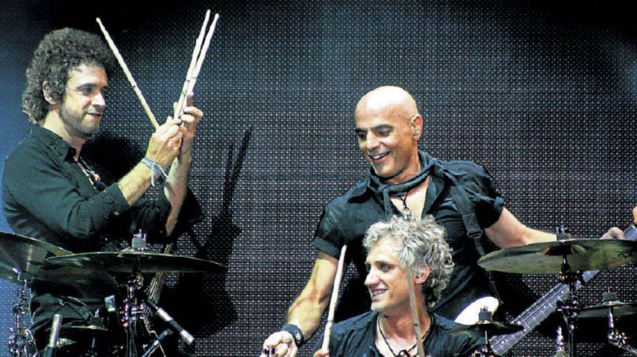 """Soda Stereo trabajó con Carlos Alomar el sonido de su cuarto disco """"Doble vida""""."""