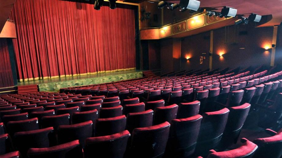 Los teatros están vacíos desde el 20 de marzo