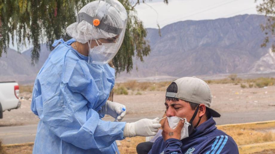 Los casos han aumentado en San Martín.  Foto: Facebook Zona Sanitaria IV