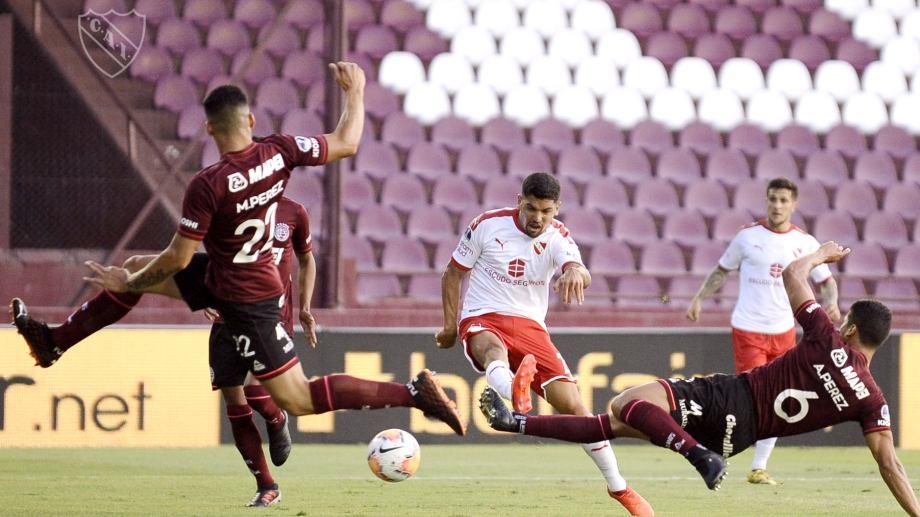 Independiente y Lanús definen el último semifinalista de la Sudamericana. Foto: @Independiente