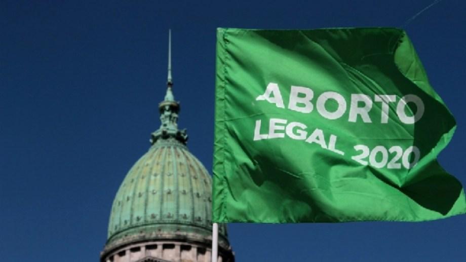 La iniciativa de interrupción voluntaria del embarazo llegará a recinto el próximo 29 de diciembre.-