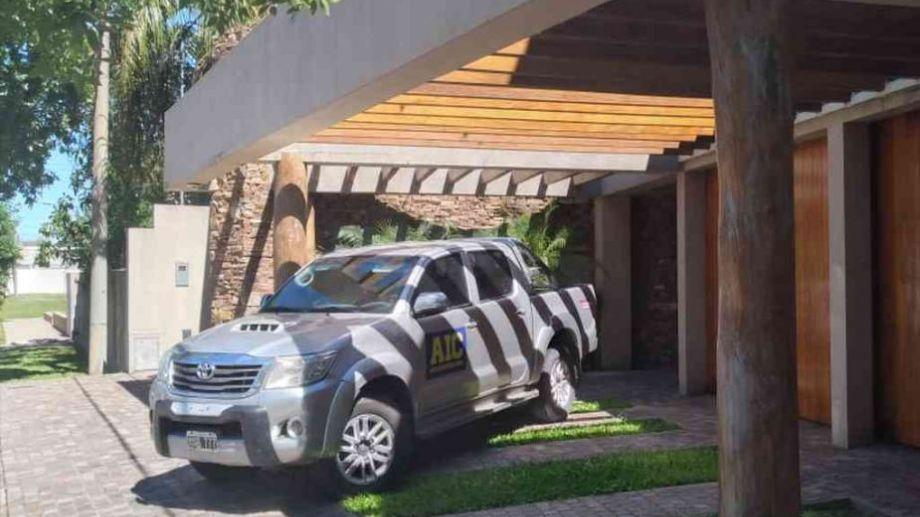 EL MPA Rsario y la AIC allanaron 16 inmuebles de Reconquista y Avellaneda por una supuesta sociación ilícita vinculada al grupo Vicentin - Foto: gentileza El Litoral.-