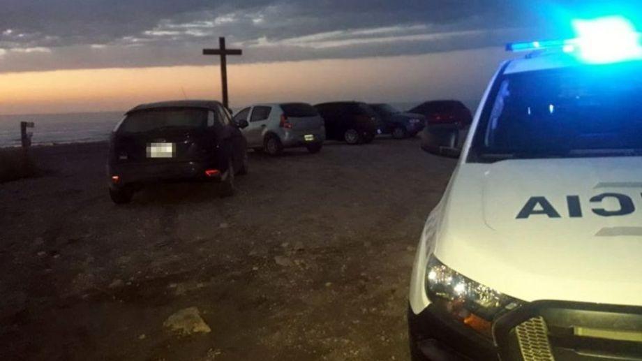 Los integrantes de la trifulca participaban de una fiesta clandestina en la costa. Foto: gentileza.-