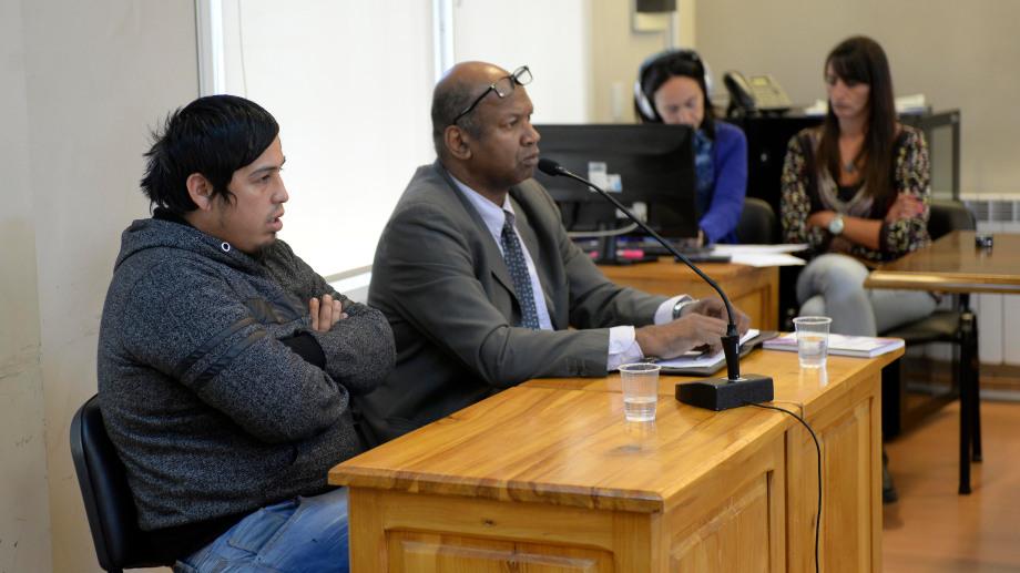 Diego Riffo, el acusado por el homicidio de Juan Chavez. Foto: archivo