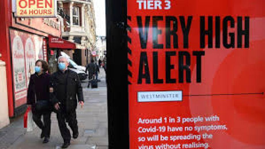 Reino Unido es el segundo país europeo con mayor número de fallecimientos debido al coronavirus.