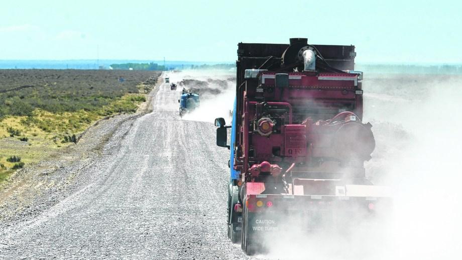La traza descomprimirá el tránsito en las ciudades y agilizará la vinculación de los parques industriales con los yacimientos.