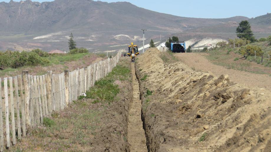 El gobierno de la provincia, a través del DPA, se invierten cerca de $ 50 millones. Foto: Gentileza.