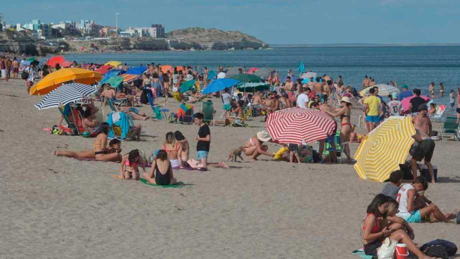 Las Grutas está en condiciones de recibir turistas. Foto: Martín Brunella