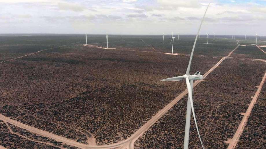 Los parques eólicos que comenzaron a operar en a finales del 2019 impulsaron los ingresos durante todo el 2020. (Foto: genetileza)