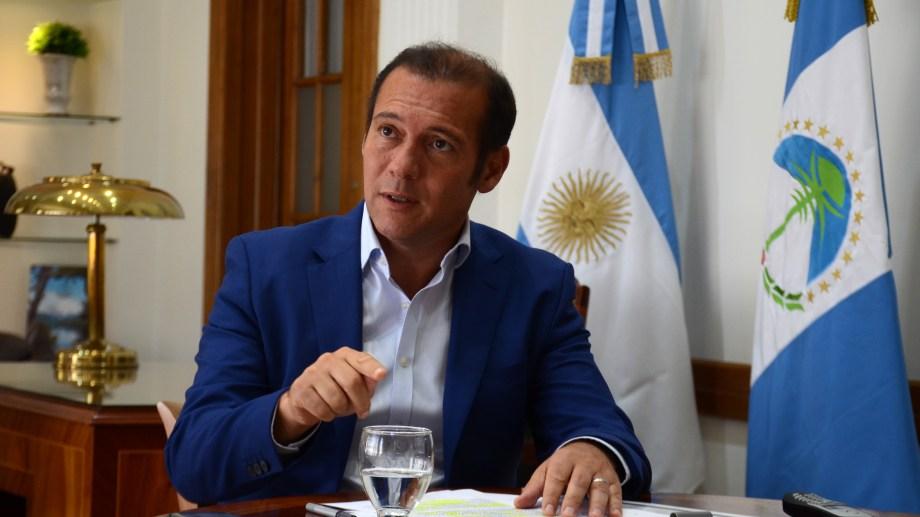 Gutiérrez detallará los nuevos dispositivos vinculados a la violencia de género cuando inicie sesiones, el lunes. (Archivo Juan Thomes).-
