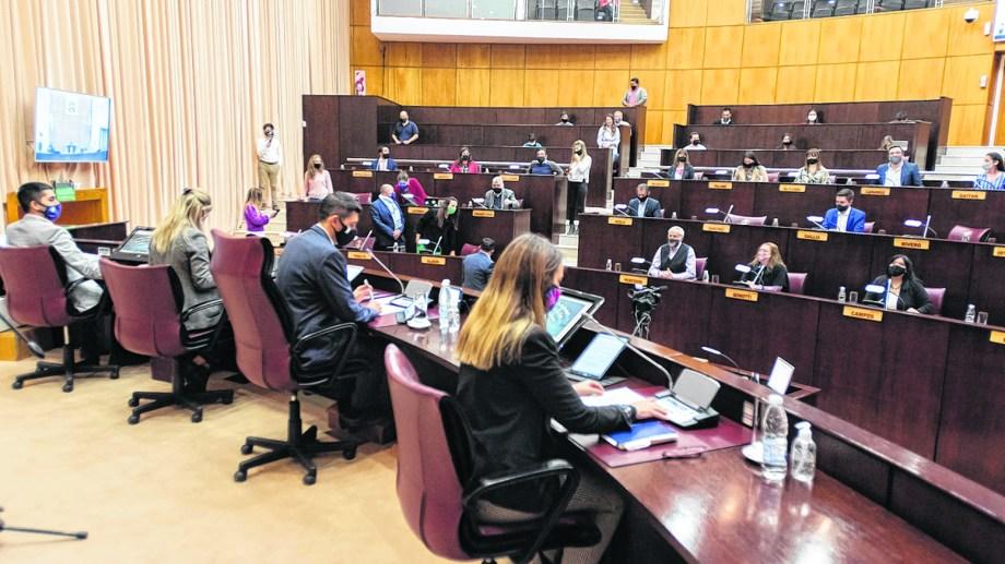 Los legisladores podrán tratar la iniciativa en sesión extraordinaria.