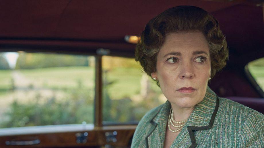"""Olivia Colman, la reina Isabel II en """"The Crown"""" esta temporada."""