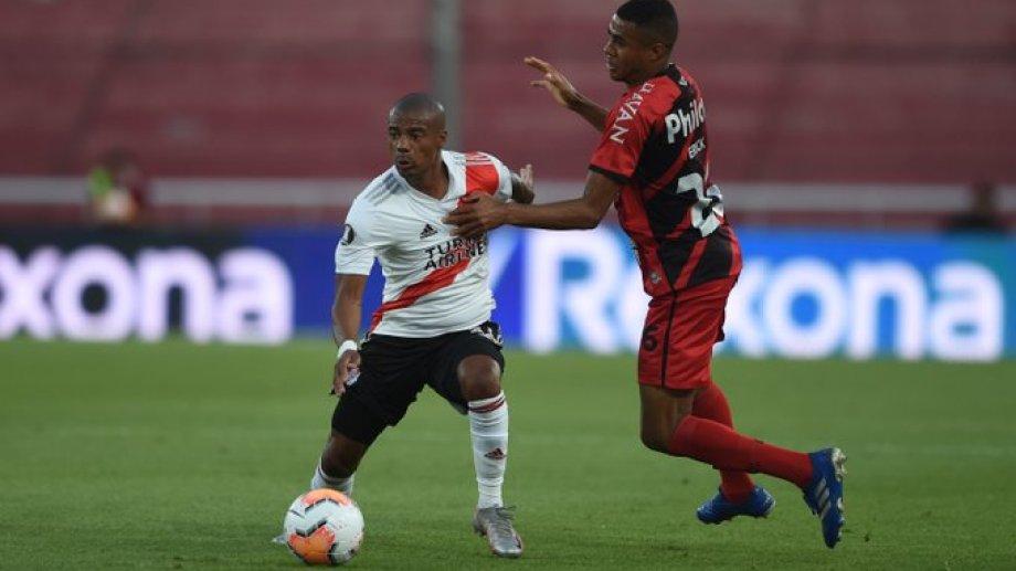 River Plate vs Athletico Paranaense: el Millo ganó y se metió en cuartos