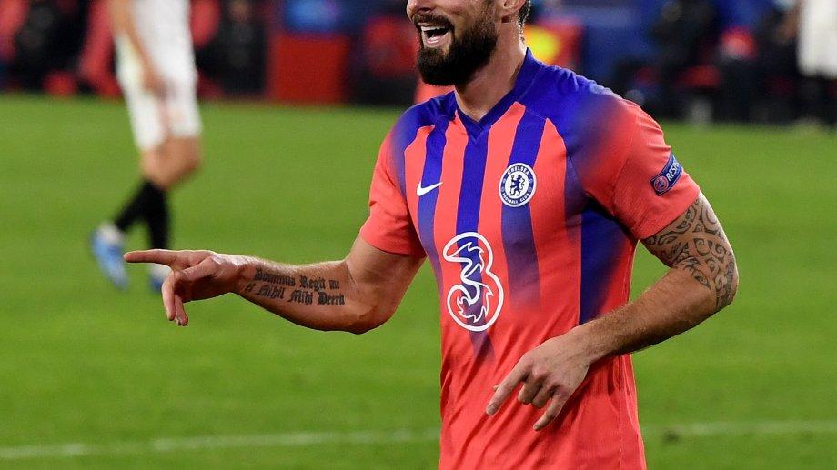 Sonríe Olivier. Sus cuatro goles quedarán en el recuerdo.