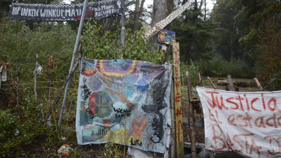 Parques Nacionales desistió de seguir en el juicio contra mapuches por usurpación en Villa Mascardi. Foto: archivo