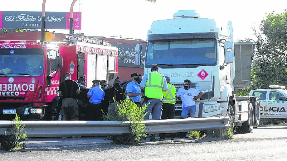 La ruta 22 registró en lo que va del 2020, 9 incidentes de tránsito con personas fallecidas.