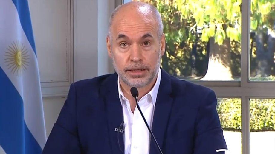 Rodríguez Larreta presentó un reclamo ante la Corte Suprema por el quita de fondos.