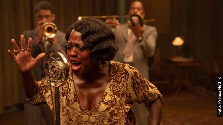 """Producida por Denzel Washington, la trama está basada en la obra """"Ma Rainey's Black Bottom"""" (""""El culo negro de Ma Rainey"""") del dramaturgo August Wilson, considerado como """"el poeta teatral de la América negra""""."""