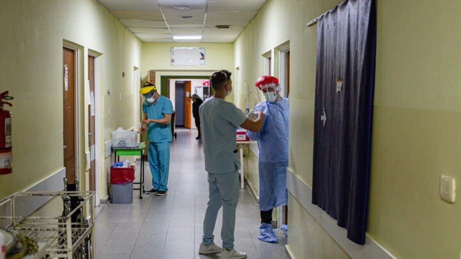 Roca registró hoy 36 pacientes curados de coronavirus.
