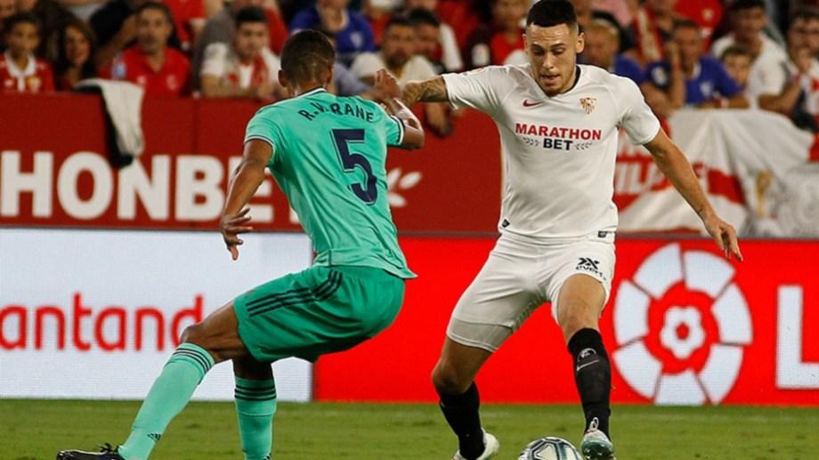 El Sevilla recibe al Real Madrid desde las 12:15.
