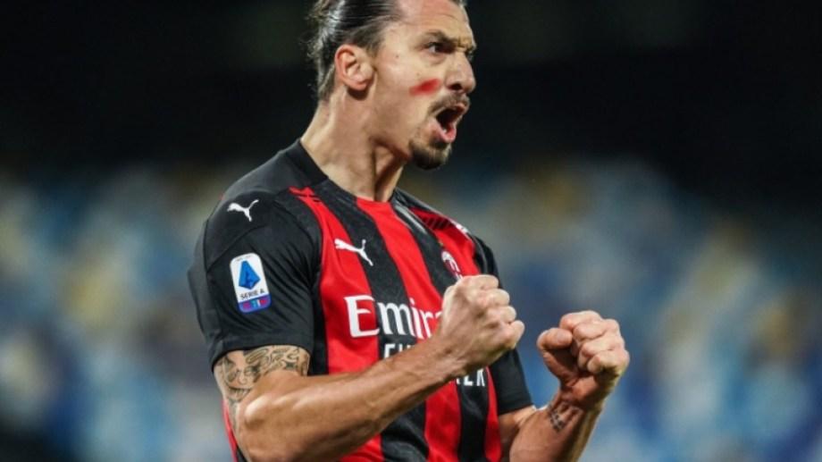 Zlatan Ibrahimovic es la figura del Milan, que juega por Europa League.