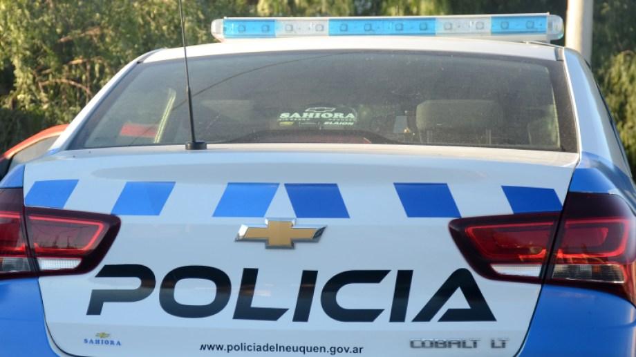 La Policía confirmó que la joven fue hallada. Foto archivo: Mauro Pérez