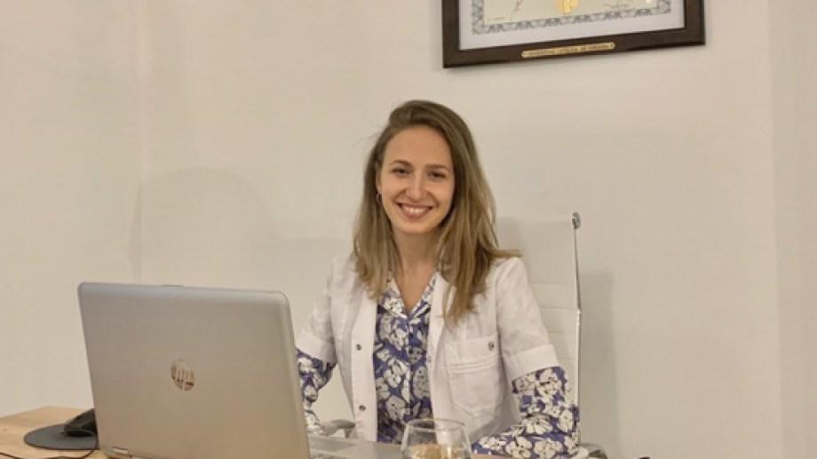 Lic. María Fernanda Bernal MP 12537