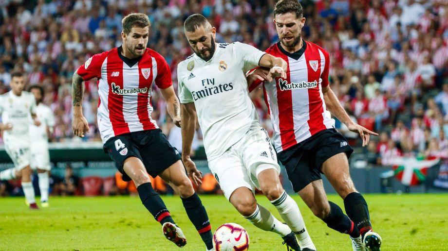 Real Madrid enfrentará a Athletic Bilbao en busca de la final de la Supercopa de España