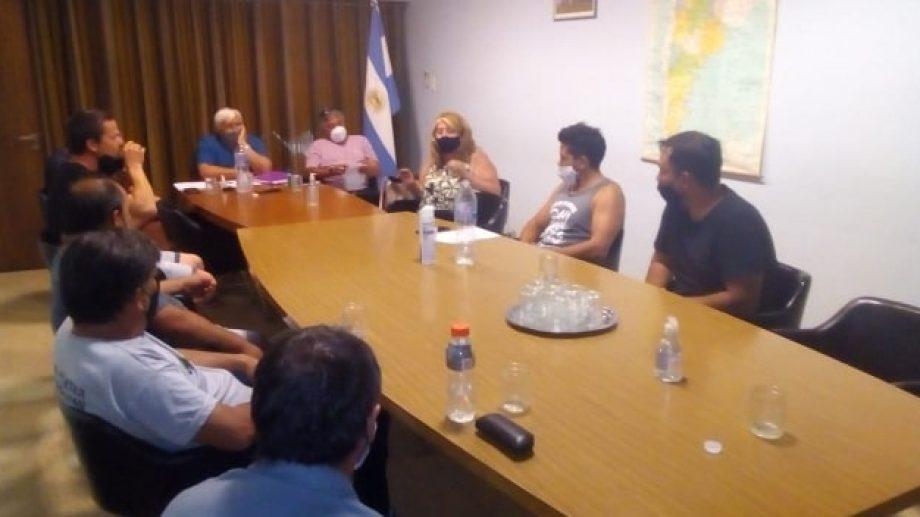 Imagen de la tensa reunión del martes. Foto: Magazzine Mundial